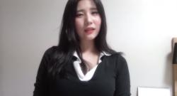 มาดูสาวเกาหลีหน้าตาดีโคตรน่าเย็ด